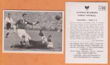 West Germany v Ireland Adam Kaiserslutern Gibbons St Patricks Athletic A120 (B)
